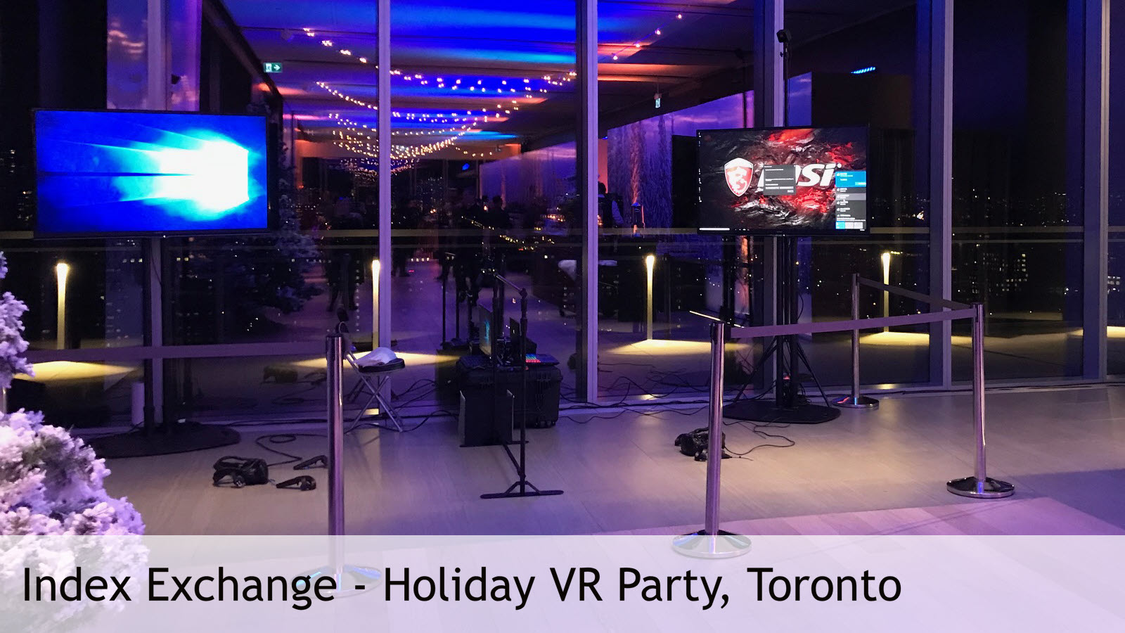 Examples of VR Events and Virtual Reality Booths -